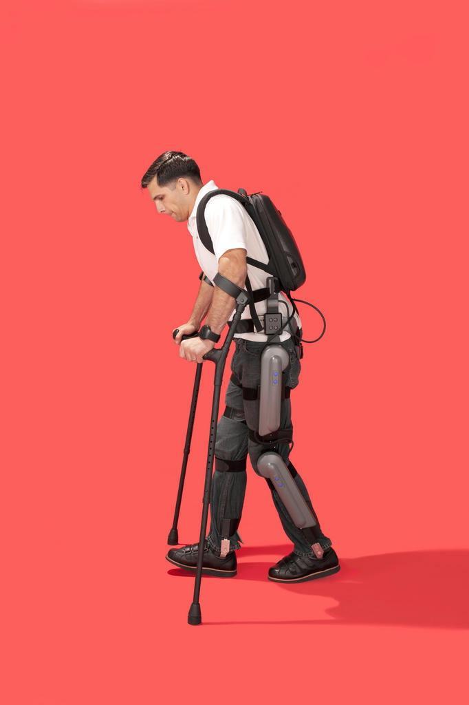 Exoesqueleto - MJV Tecnologia & Inovação