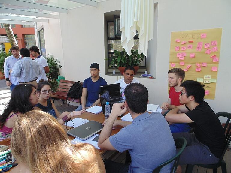 Usando o Design Thinking - MJV