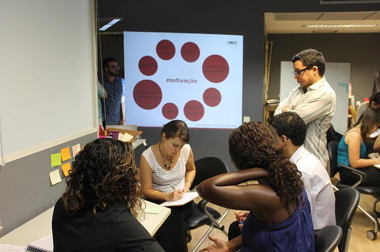 Gamificação workshop - MJV