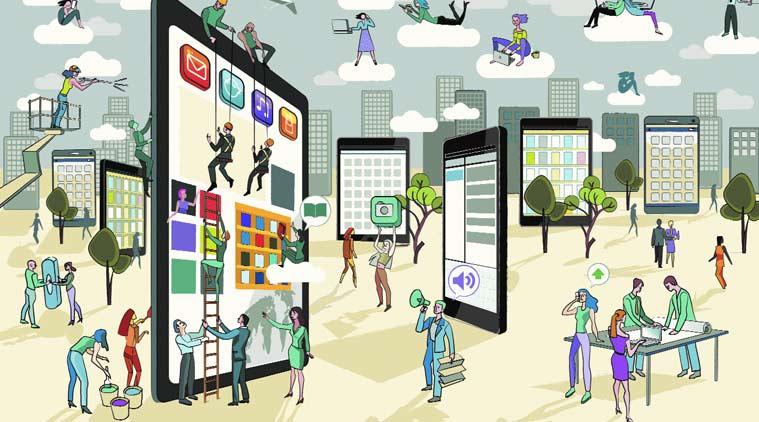 Entenda o que é a Networked Matter e por que ela vem depois da IoT